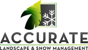 Accurate Landscape and Snow management Logo